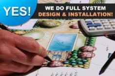 full system design and installation